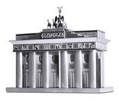 Brandenburg Gate Metal Sculpture