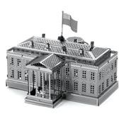 White House Metal Sculpture