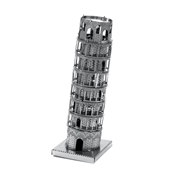 Tower of Pisa Metal Sculpture