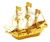 Metal Earth: Golden Hind - Gold