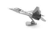 Metal Earth F-22 Raptor Metal Sculpture