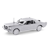 Metal Earth: 1965 Ford Mustang - Metal Sculpture Kit