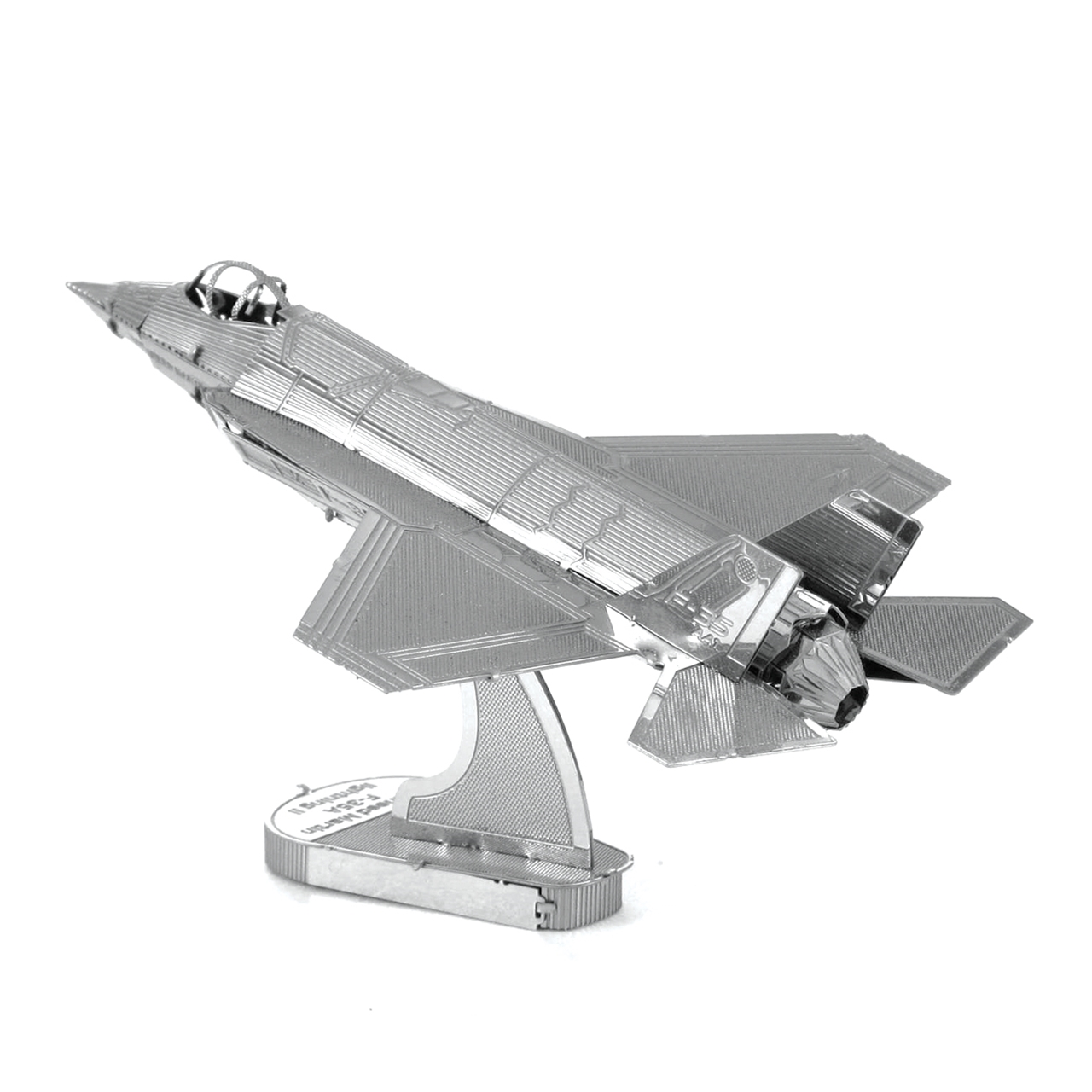 Metal Earth: F-35 Lightning II - Metal Sculpture Kit