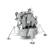 Apollo Lunar Module Metal Sculpture