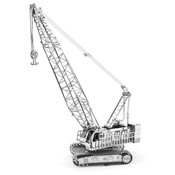 Metal Earth Crawler Crane Model