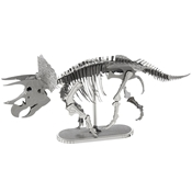 Metal Earth: Triceratops Skeleton