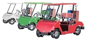 Metal Earth Golf Cart 3pc Set Kit