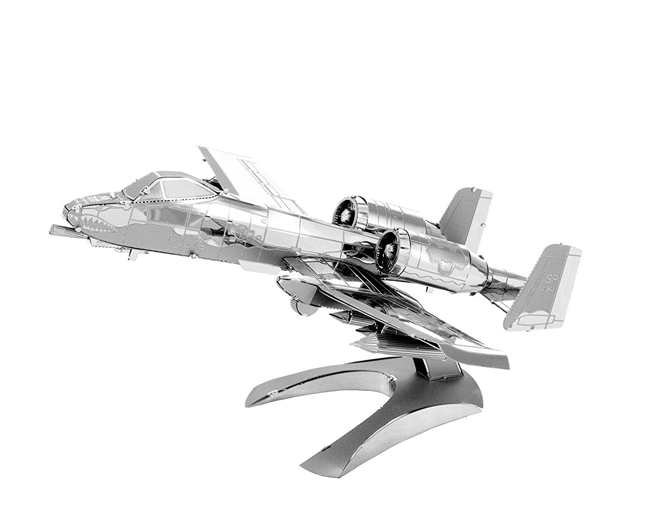 Metal Earth A-10 Warhog Kit