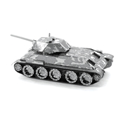 Metal Earth: T-34 Tank Metal Sculpture