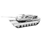 Metal Earth M1 Abrams Tank Kit