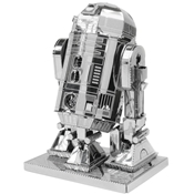 Metal Earth - Star Wars - R2-D2 - Metal Sculpture Kit