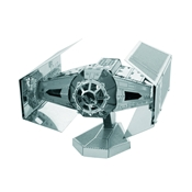 Metal Earth- Star Wars - Tie Fighter Metal Sculpture Kit