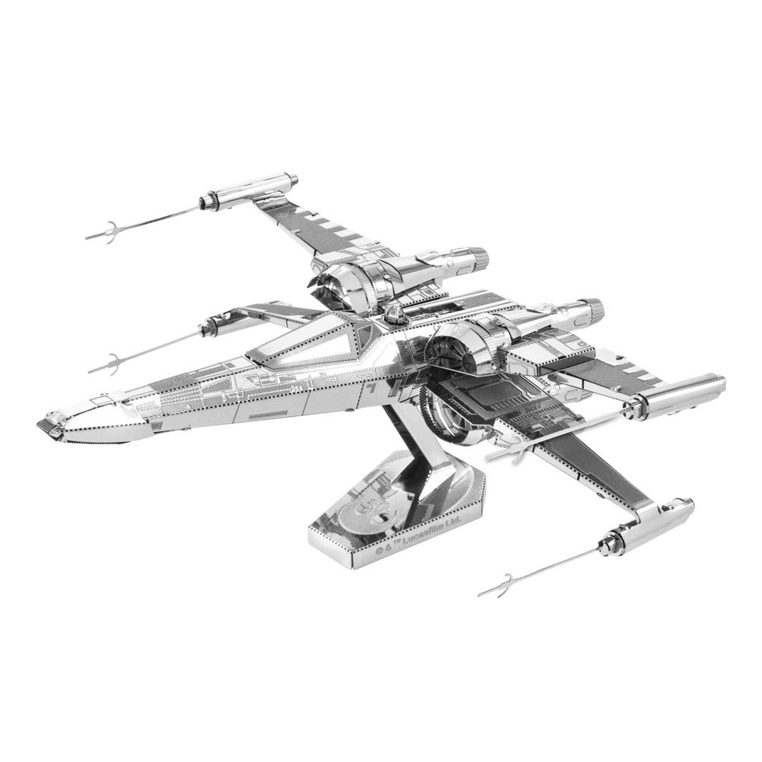 Metal Earth Star Wars Poe Dameron's X-wing Fighter