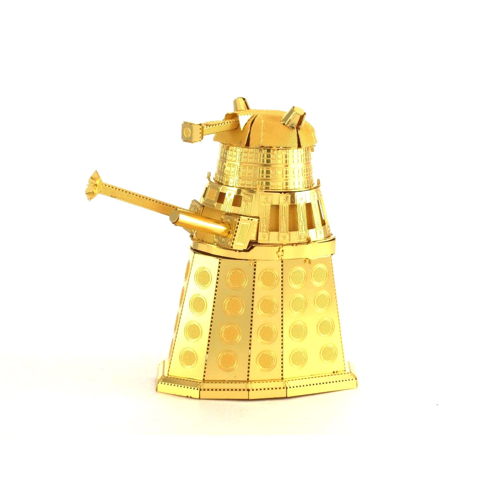 Metal Earth: Doctor Who - Gold Dalek