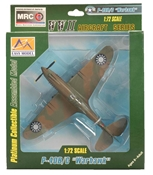 MRC 1/72 Easy Model P40B/C 3rd SQN In China
