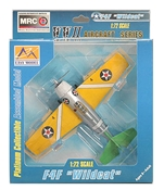 MRC 1/72 Easy Model F4F Wildcat VF-41 USS Ranger Atlant