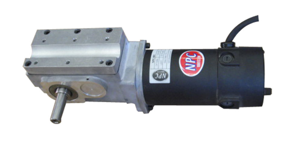 NPC-B81HT High Torque Left-Side Geared Motor