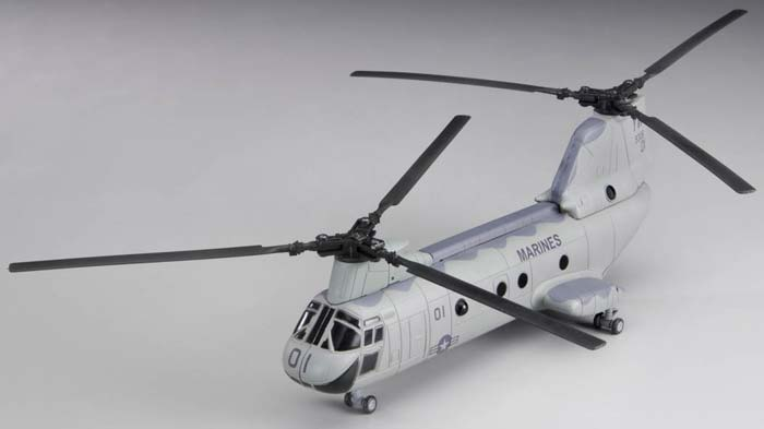 New-Ray Toys 25897 1/55 Boeing CH-46 Sea Knight