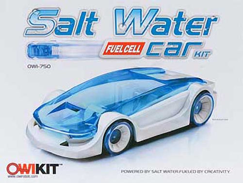 OWI Salt Water Fuel Cell Car - OWIX0750