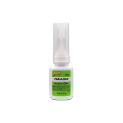 Zap A Gap Medium CA+ Glue, 0.25oz