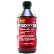 Zip Kicker Refill, 8 oz by Pacer Glue