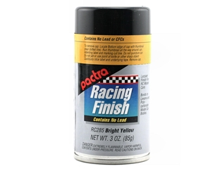 Pactra RC285 Bright Yellow Spray 3oz