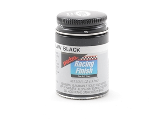 Pactra RC50  Paint 2/3oz Outlaw Black