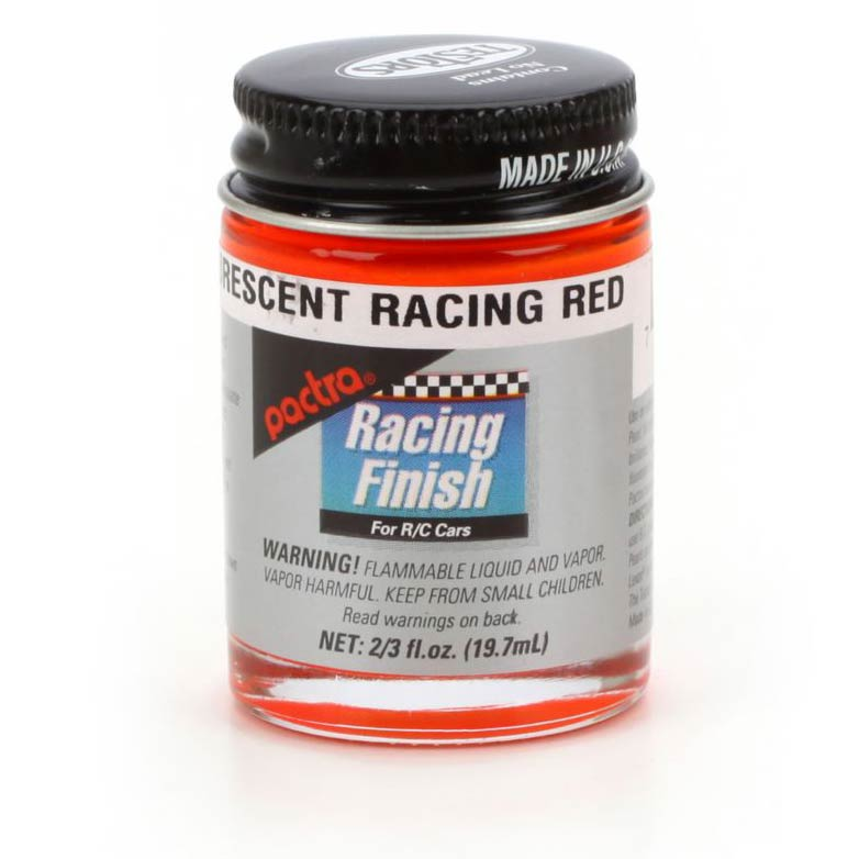 Pactra RC83 Flo Racing Red 2/3oz