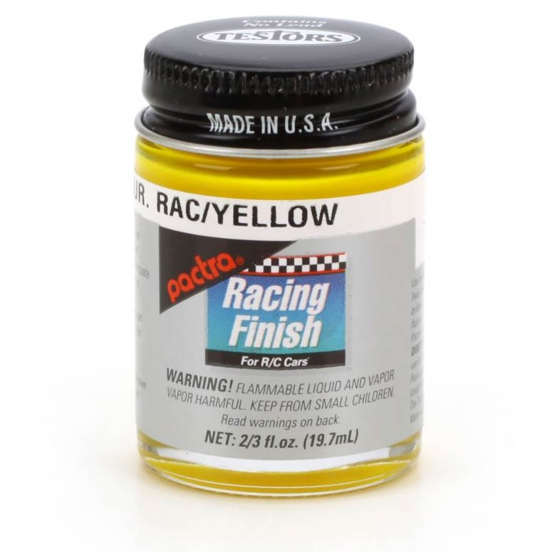 Pactra RC84 Flo Racing Yellow 2/3oz