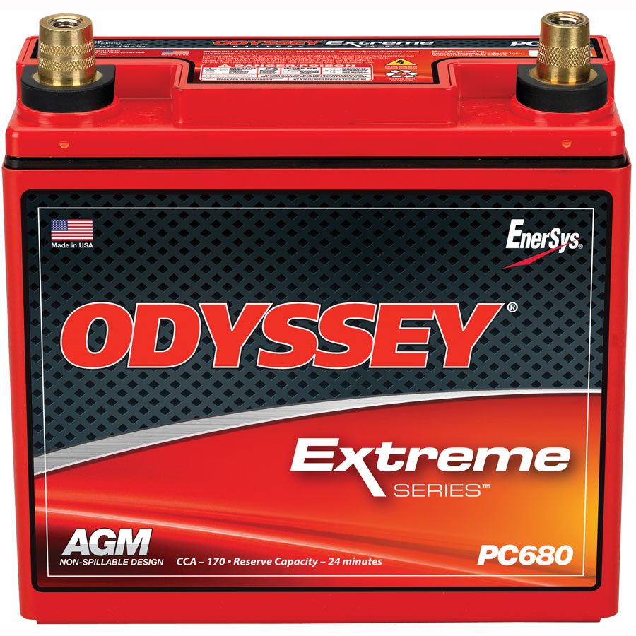 Odyssey PC680MJT 12V 17AH SLA Battery