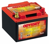 Odyssey PC925 12V 28AH SLA Battery