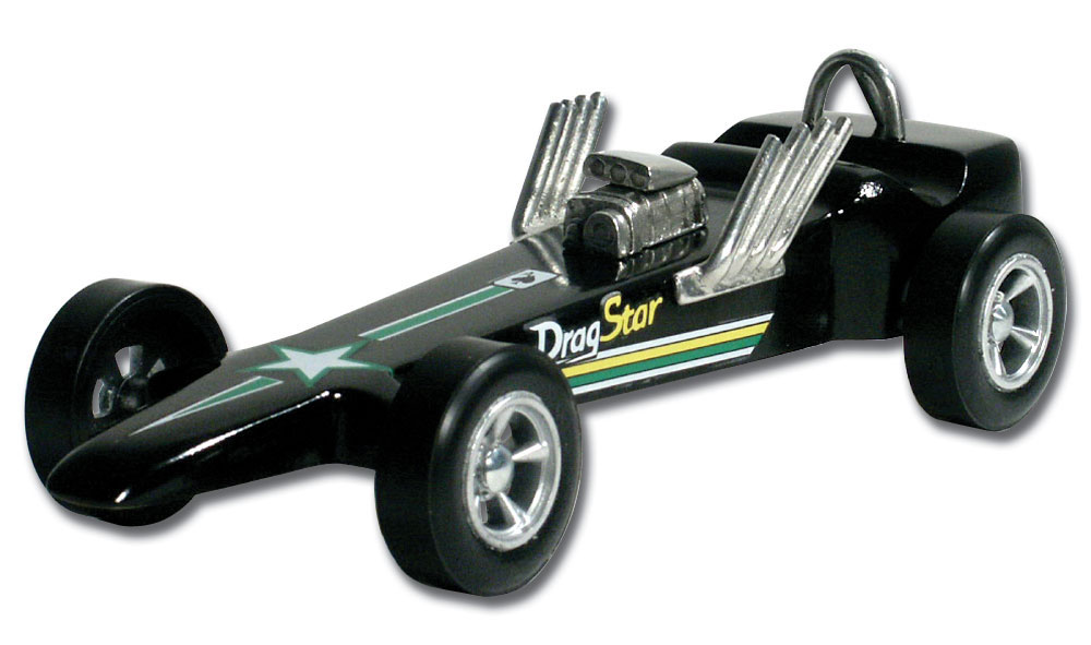 Custom Parts w/Decals, Drag Star by Pinecar - PIN331