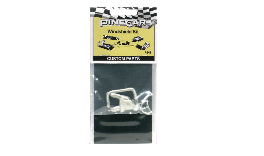 Pinecar P348 Custom Windshields - PIN348
