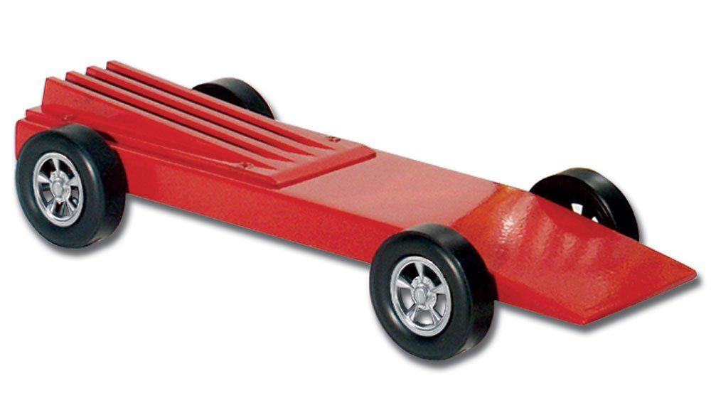 Pinecar P3935 Speed Racer Kit - PIN3935