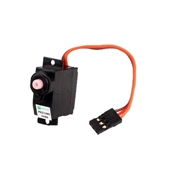ParkZone SV80 Short Lead 3-Wire Servo: AB3, P-51D