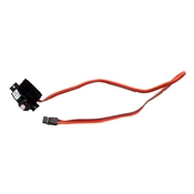 ParkZone SV80 Long Lead 3-Wire Servo: T-28/P-51D/Extra 300