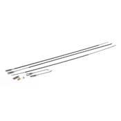 Pushrods with Clevis: Bf-109G by ParkZone