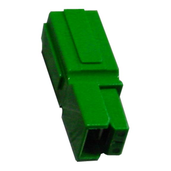 Green PowerPole Housing