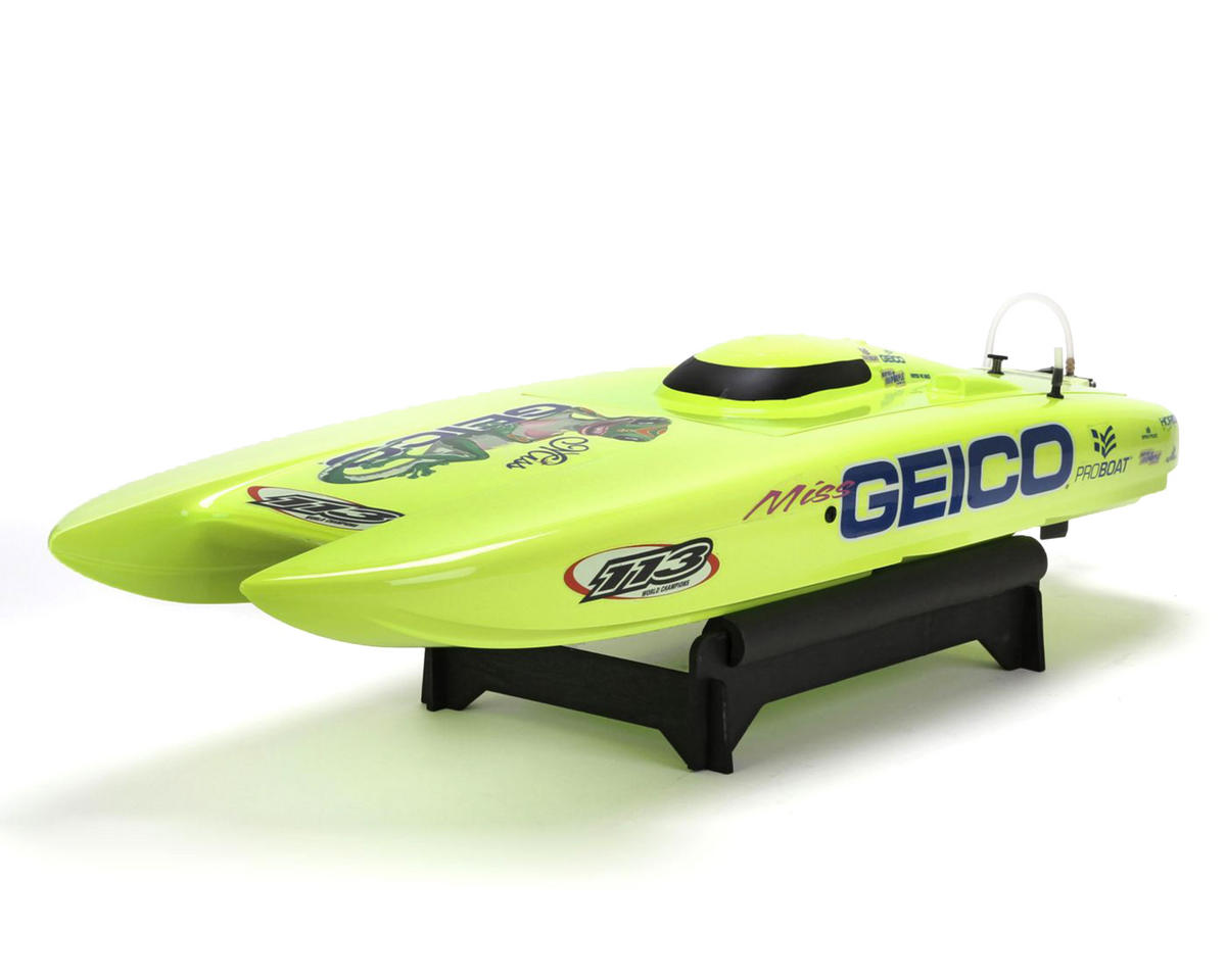 Miss Geico 29 In Catamaran V3 Brushless RTR