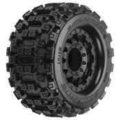 Badlands MX28 2.8 Mtd F-11 17mm: PRO-MT 4x4