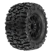 R Trencher 2.8 TRA Style Bead,Mnt F-11 Blk Whl:EST