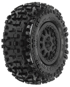 Badlands 3.8 TRA Mnt Desperado 1/2Off 17mmWhl,Blk