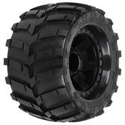 Masher 3.8 w/ Traxxas Style Bead Tire 17mm