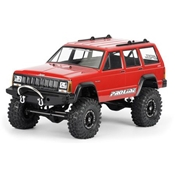 1992 Jeep Cherokee Clear Body: Crawlers