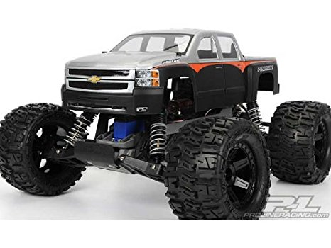 Chevy Silverado 2500 HD Clear Body: Stampede - PRO335700