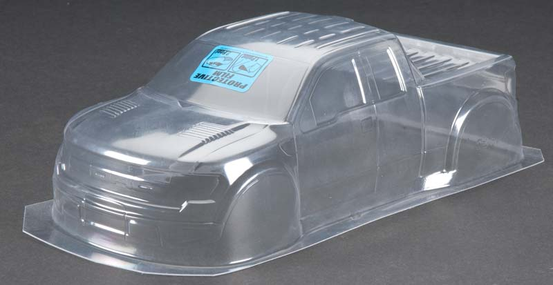 1:16 REVO FORD RAPTOR CLEAR BODY