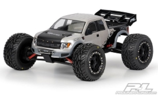 1:16 REVO FORD RAPTOR CLEAR BODY - PRO336000