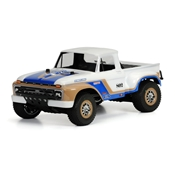 1966 Ford F-150 Clear Body: Slash, Slash 4x4