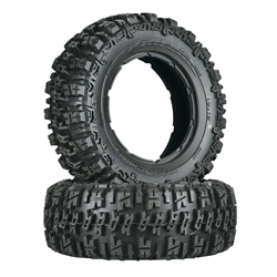 Pro-Line Trencher Off-Road Front Tires (2): Baja 5T