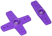 Futaba Servo Horns Purple